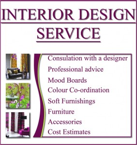 Interior Design Invoice